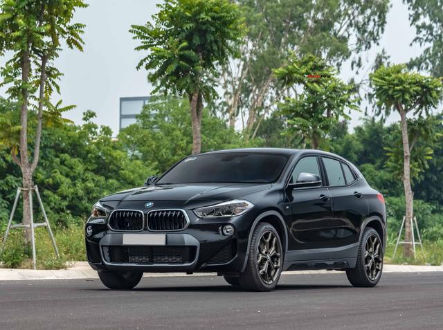 BMW X2 siêu độc trên thị trường xe cũ bán lại giá hơn 1,8 tỷ đồng, ODO của xe khiến ai cũng bất ngờ Ảnh 1