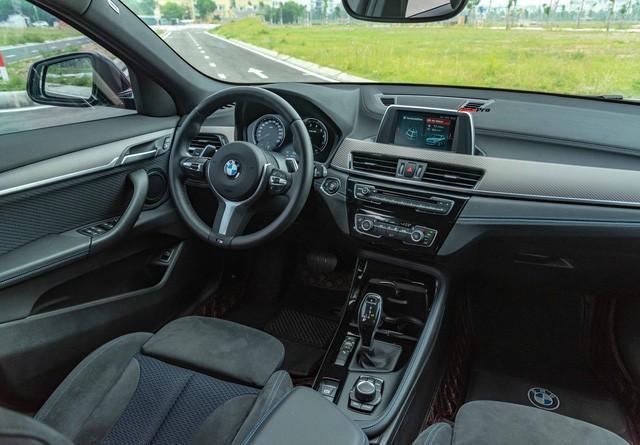 BMW X2 siêu độc trên thị trường xe cũ bán lại giá hơn 1,8 tỷ đồng, ODO của xe khiến ai cũng bất ngờ Ảnh 15