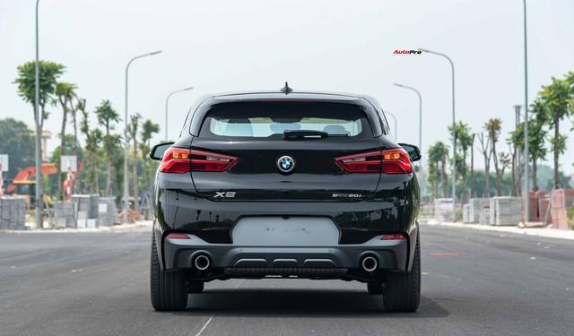 BMW X2 siêu độc trên thị trường xe cũ bán lại giá hơn 1,8 tỷ đồng, ODO của xe khiến ai cũng bất ngờ Ảnh 4