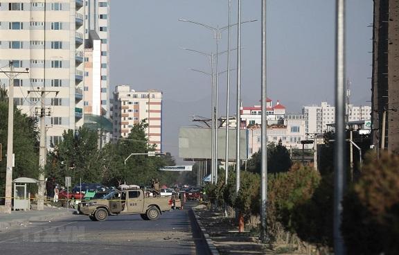 Ít nhất 15 người đã thiệt mạng vụ đánh bom tại Afghanistan Ảnh 1
