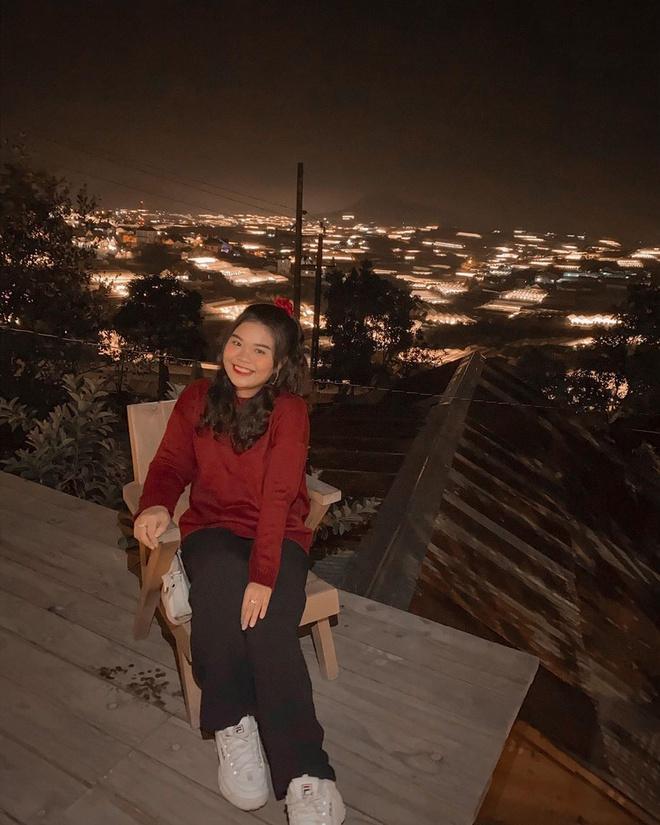 4 quán cà phê ngắm thung lũng đèn về đêm ở Đà Lạt Ảnh 1