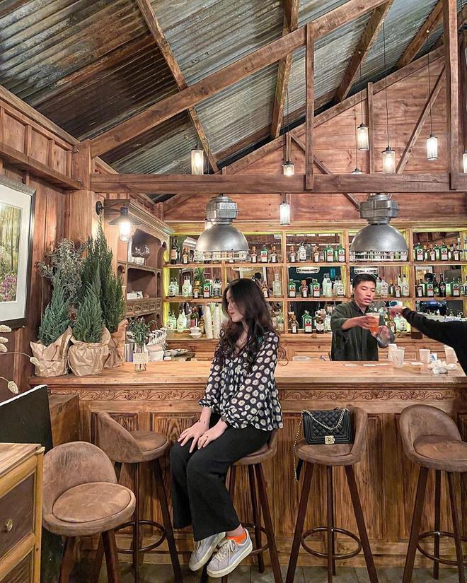 4 quán cà phê ngắm thung lũng đèn về đêm ở Đà Lạt Ảnh 2