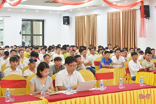 Dừng tuyển lao động sang Hàn Quốc làm việc đối với 2 huyện ở Hà Tĩnh Ảnh 2