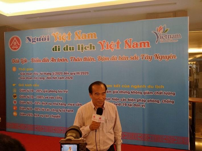 Đắt Lắk phát động Chương trình 'Người Việt Nam đi du lịch Việt Nam' Ảnh 2