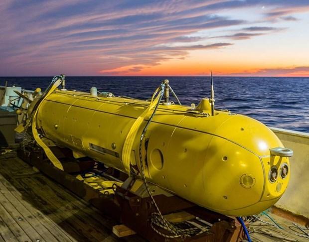 Nga tham vọng thiết lập mạng lưới tàu ngầm không người lái Ảnh 2