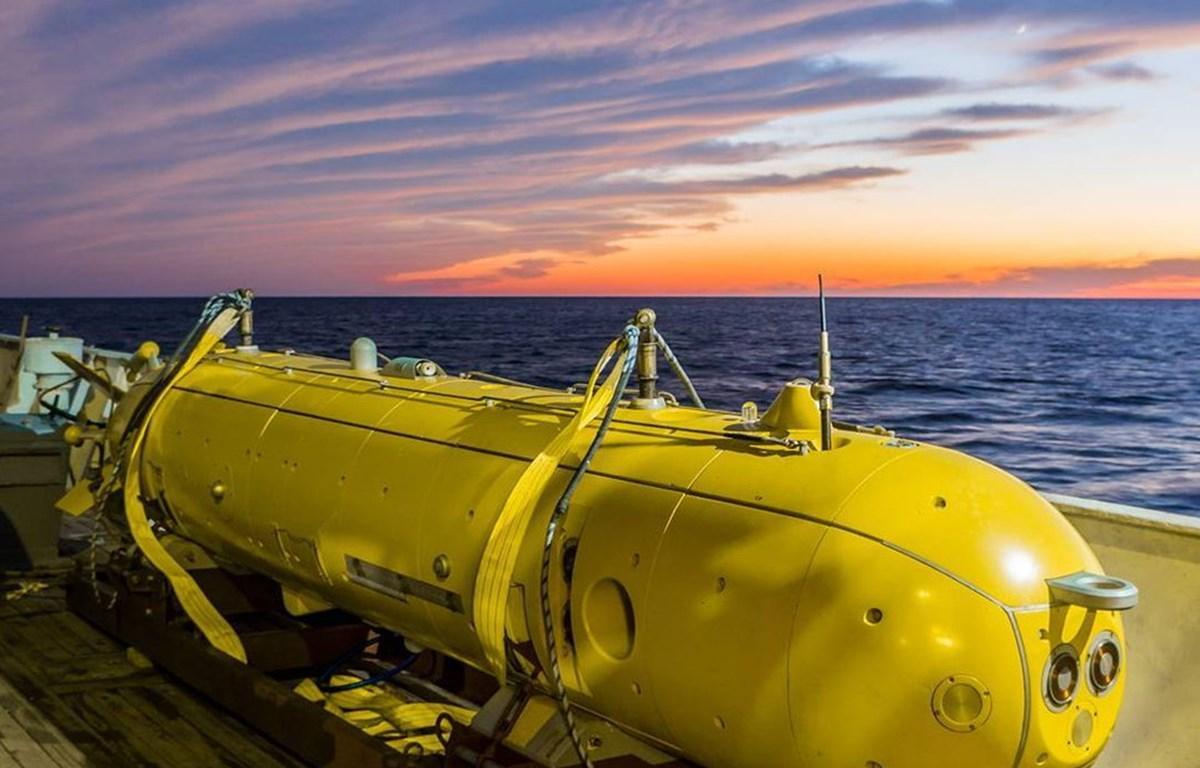 Nga tham vọng thiết lập mạng lưới tàu ngầm không người lái Ảnh 1