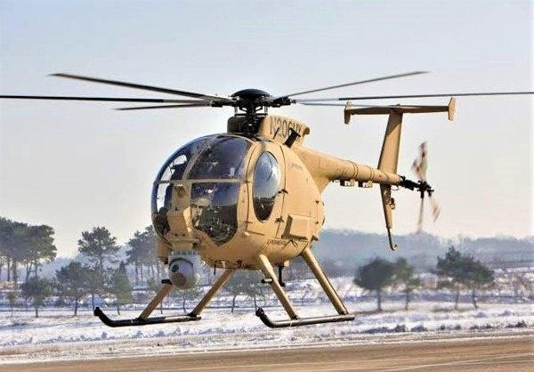 Bí ẩn việc Triều Tiên sở hữu 87 trực thăng MD500 của Mỹ Ảnh 1