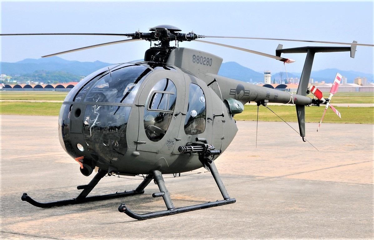 Bí ẩn việc Triều Tiên sở hữu 87 trực thăng MD500 của Mỹ Ảnh 2