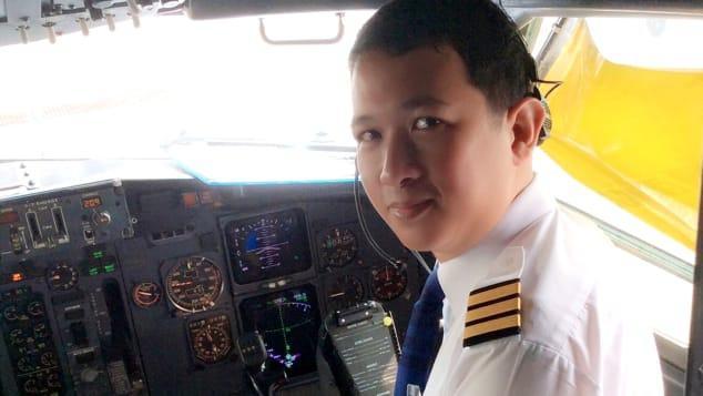 Mất việc vì dịch Covid-19, phi công Thái Lan thành tài xế giao đồ ăn Ảnh 1