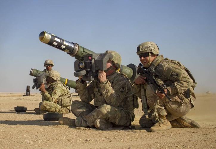 Nga 'lạnh gáy' khi Mỹ cung cấp thêm cho Ukraine loạt tên lửa chống tăng Javelin cực mạnh Ảnh 4