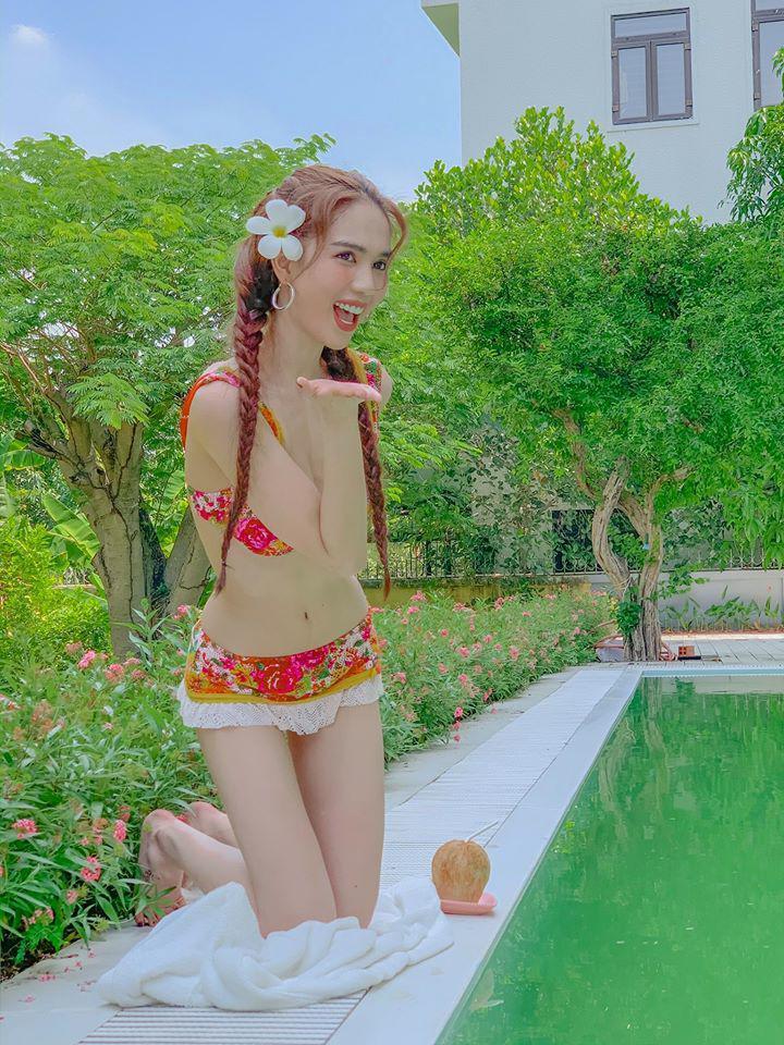 5 kiểu tóc mùa hè vừa đơn giản lại vừa hack tuổi được sao Việt mê mẩn Ảnh 15