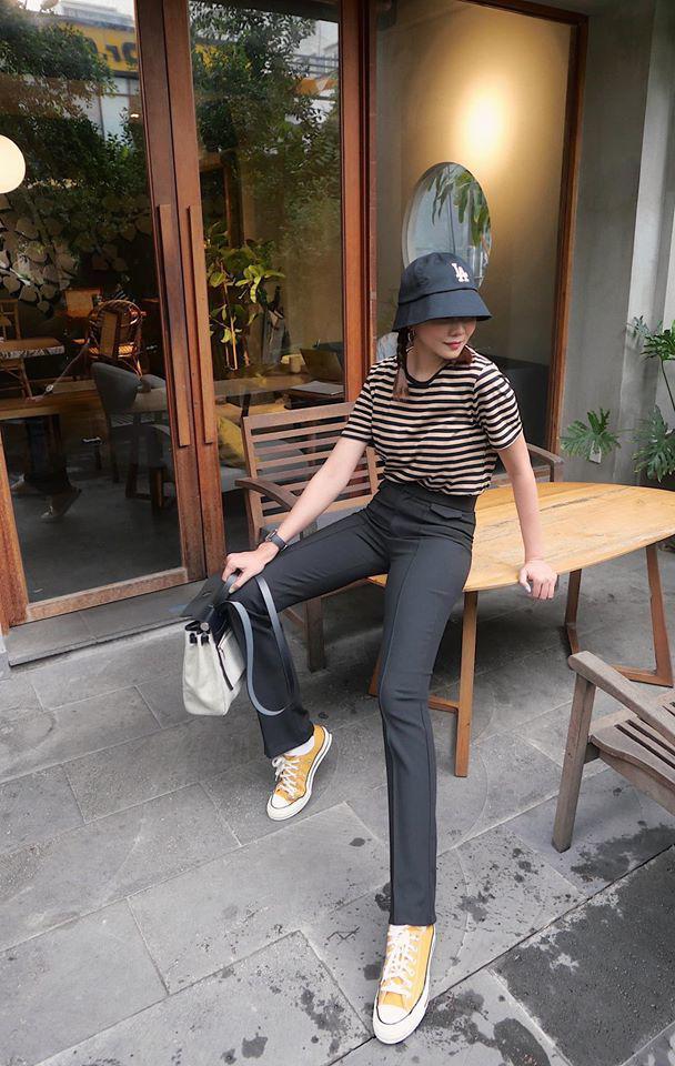 5 kiểu tóc mùa hè vừa đơn giản lại vừa hack tuổi được sao Việt mê mẩn Ảnh 13