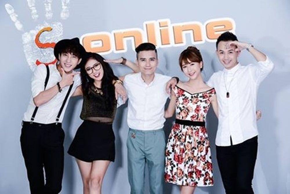 Bật mí đời tư của 5 thành viên phim 5S online
