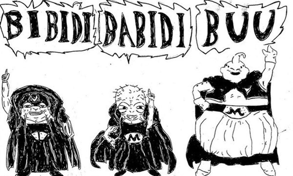 Những cái tên Bibidi, Babidi và Buu đều được lấy từ câu thần chú trong phim  Cinderella (Cô bé Lọ Lem năm 1950).