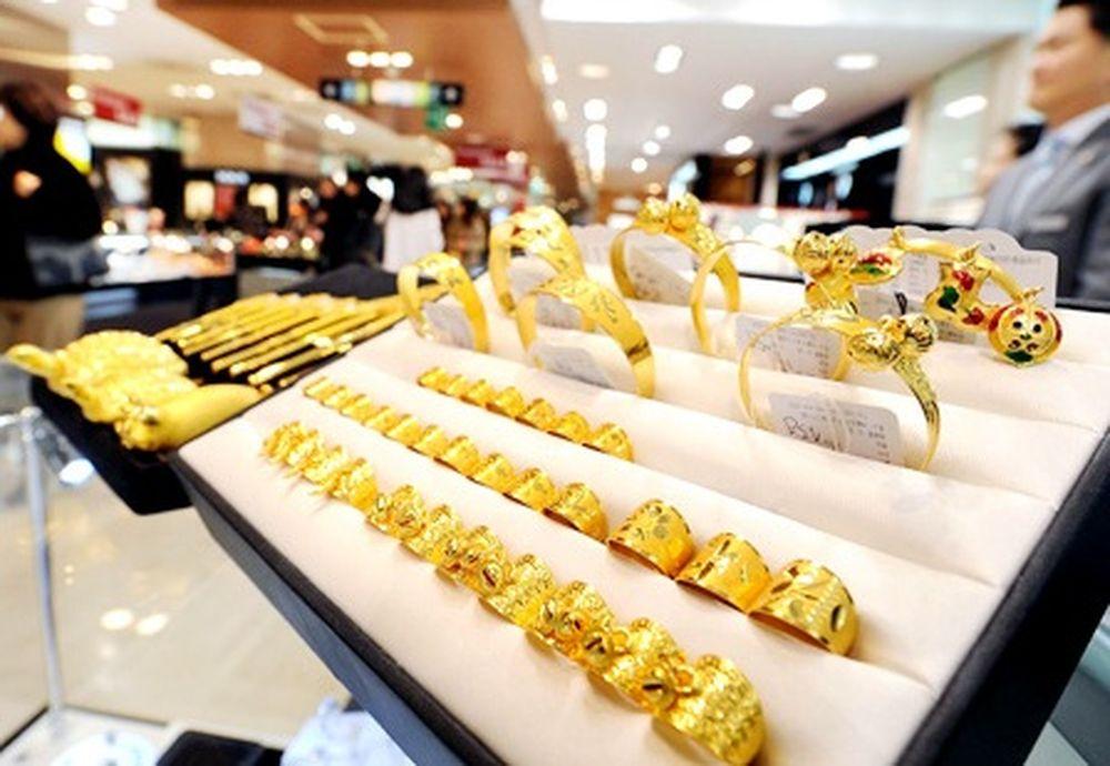 Giá Vàng Trong Nước Hôm Nay Được Điều Chỉnh Tăng 100.000 Đồng/Lượng So Với  Phiên Giao Dịch Ngày Hôm Qua