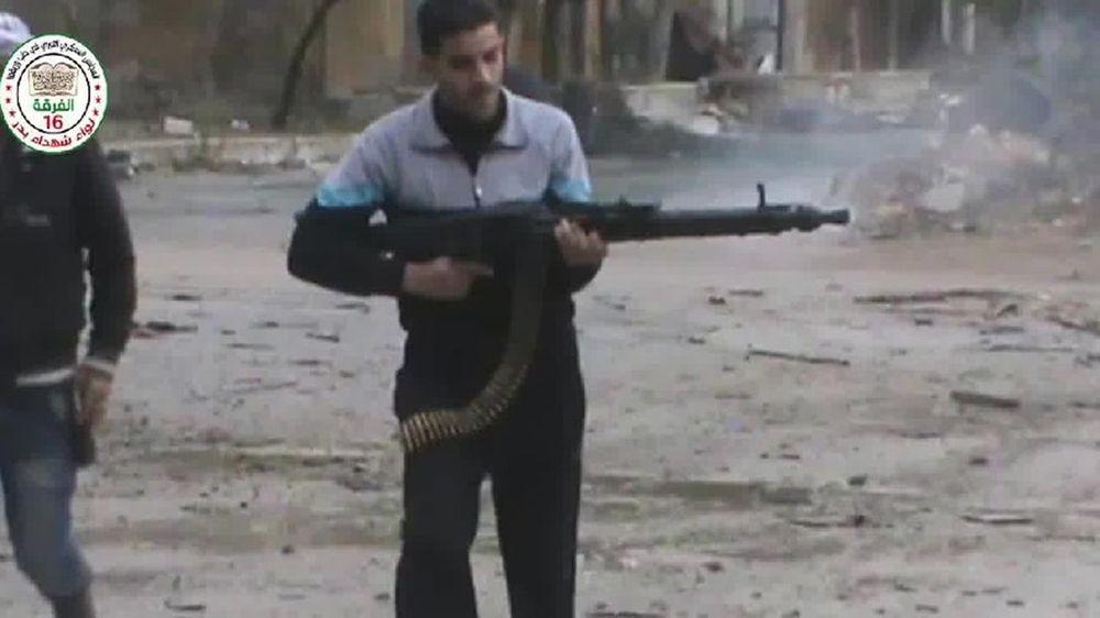 Ngạc nhiên vũ khí phát xít Đức ở chiến trường Syria - Báo Kiến Thức