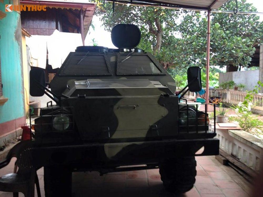 Mới Đây, Hình Ảnh Về Chiếc Xe Thiết Giáp Được Sử Dụng Trong Quân Đội Việt  Nam Của Một Dân Chơi Xe Được Độ Nguyên Bản Từ Chiếc Xe Ôtô Uaz-469 (Hay ...