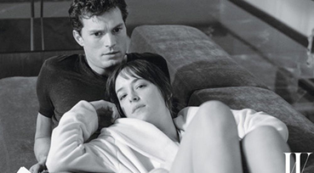 """""""Tác phẩm Fifty Shades of Grey có thể được biến thành một vở nhạc kịch, một  phiên bản sân khấu. Các nhà sản xuất đã có các cuộc đàm phán và mặc ..."""