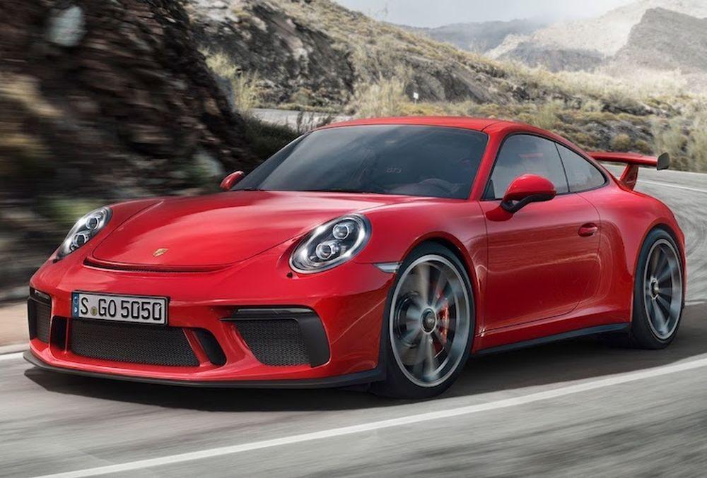 Hiện là phiên bản thể thao nhất trong toàn bộ dòng 911, Porsche 911 GT3  2017 vừa trải qua đợt nâng cấp lớn giữa vòng đời. Với phiên bản 2017, ...