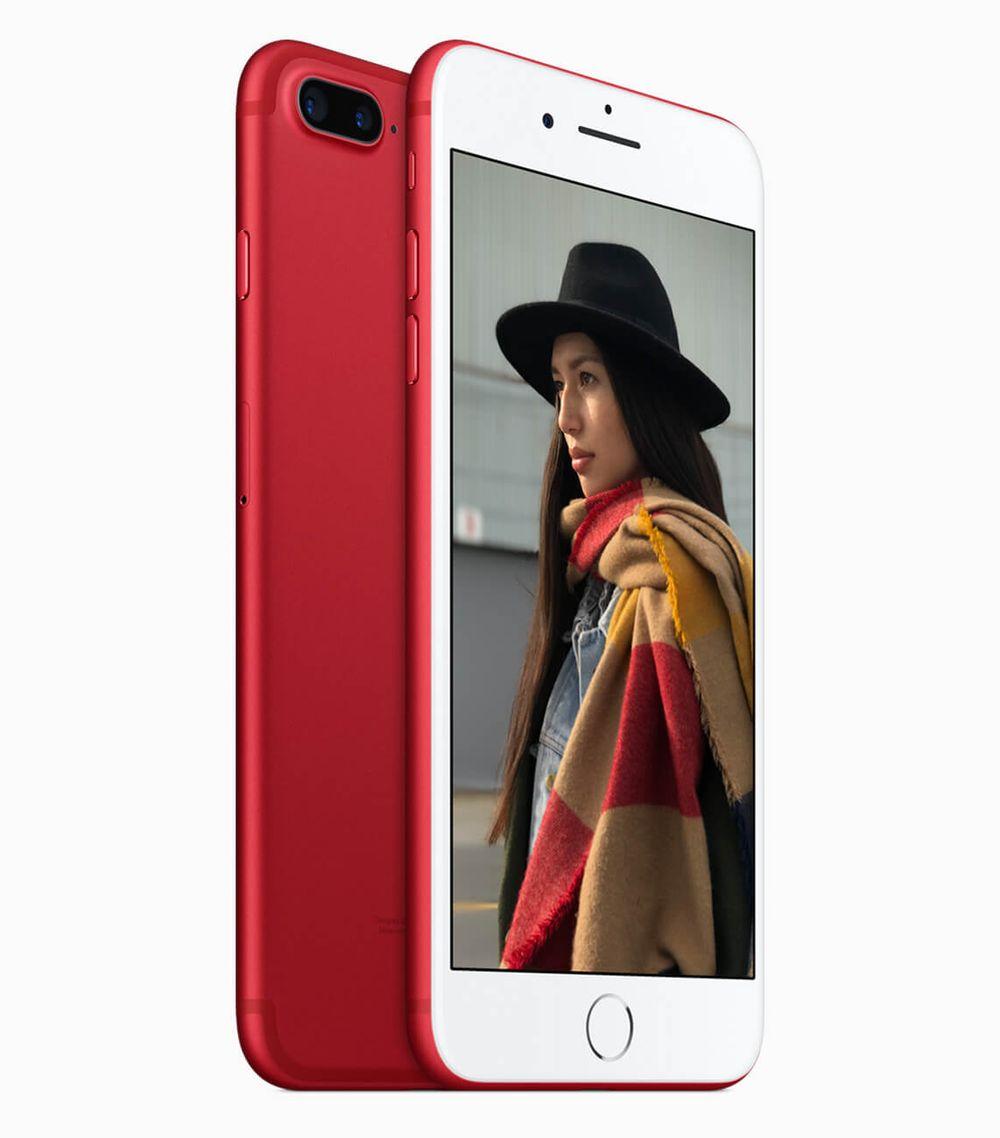 Apple Bất Ngờ Ra Mắt Iphone 7 Và 7 Plus Màu đỏ Báo Pháp
