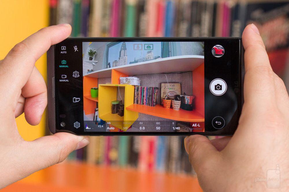 LG V30 sẽ có thêm chế độ chụp ảnh Graphy - Nghe Nhìn Việt Nam