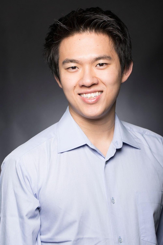 Doanh nhân trẻ Roger Jin