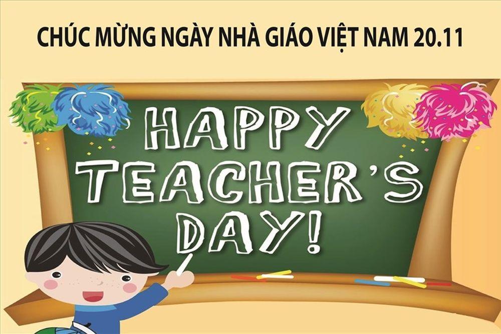 Việc tặng thiệp tự làm cho thầy cô giáo nhân ngày Nhà giáo Việt Nam 20.11  để bày tỏ tình cảm, tấm lòng với truyền thống tôn sư trọng đạo.