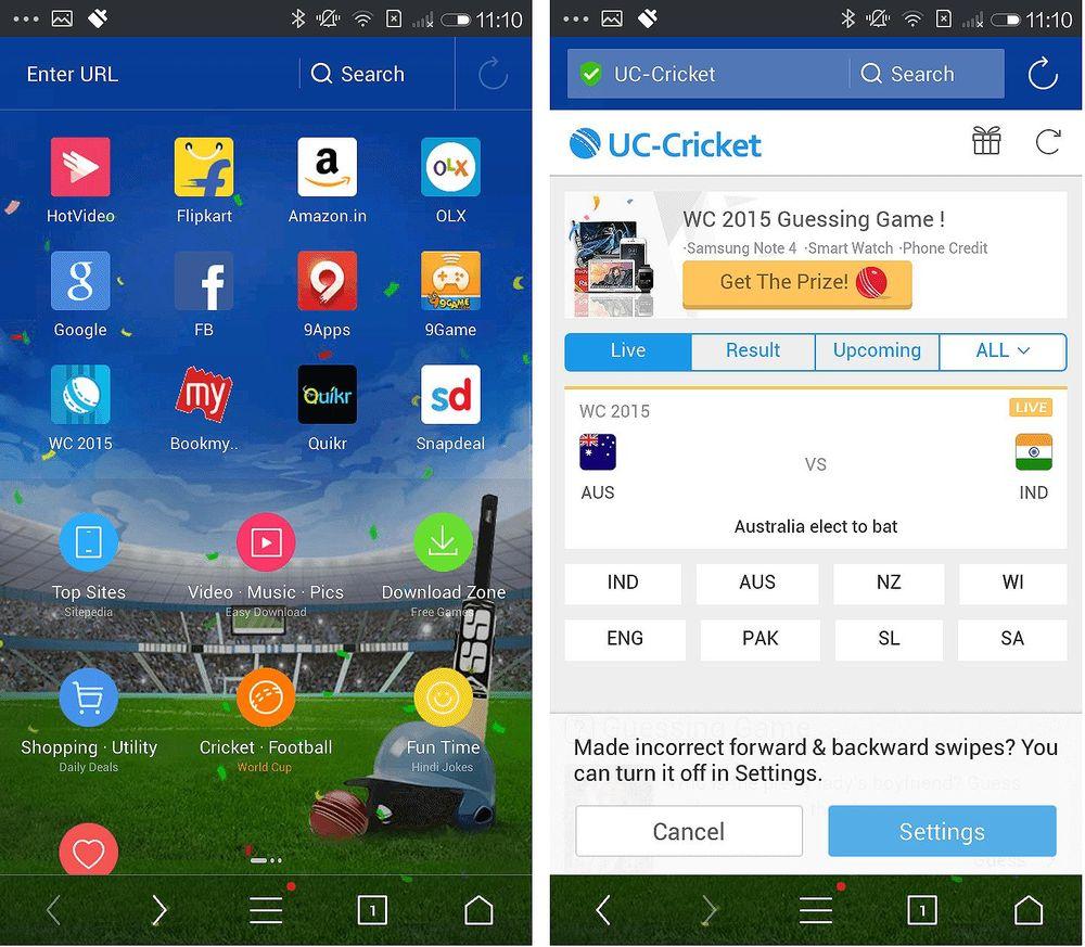 UC Browser và 2 ứng dụng TQ nên gỡ bỏ khỏi smartphone - Báo Pháp