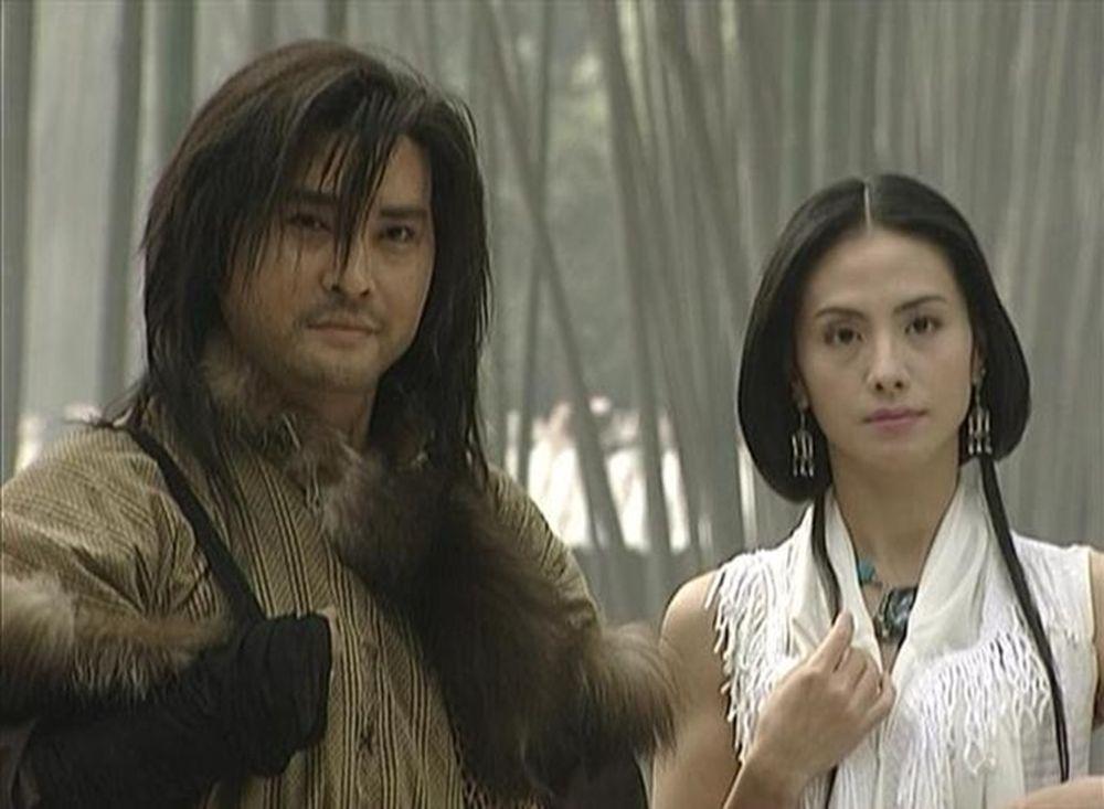 """Nhan Doanh là đệ nhất mỹ nhân thiên hạ trong """"Phong Vân""""."""