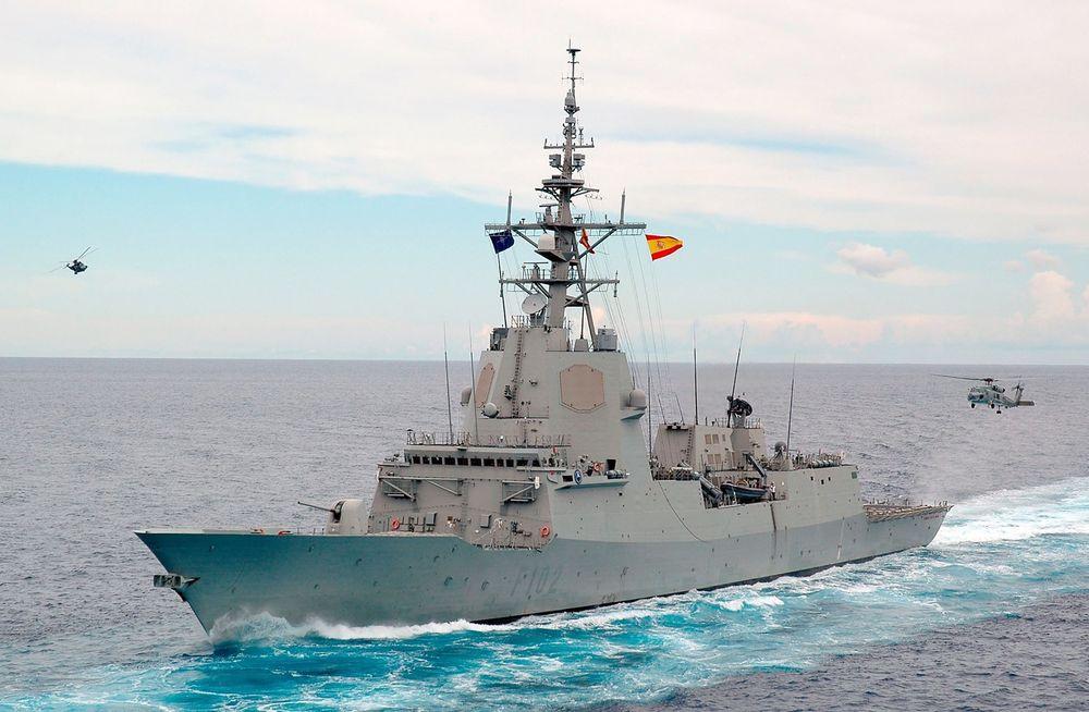 ... cũng như tăng cường sức mạnh quân sự của Madrid trong khu vực. Các nhà  thầu hàng đầu của thương vụ này là Lockheed Martin, Raytheon và General  Dynamics.