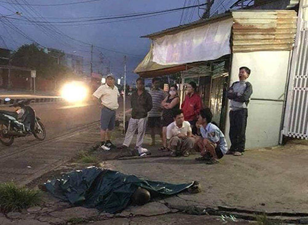 Gia Lai: Nam thanh niên nằm gục sau nhiều tiếng súng nổ