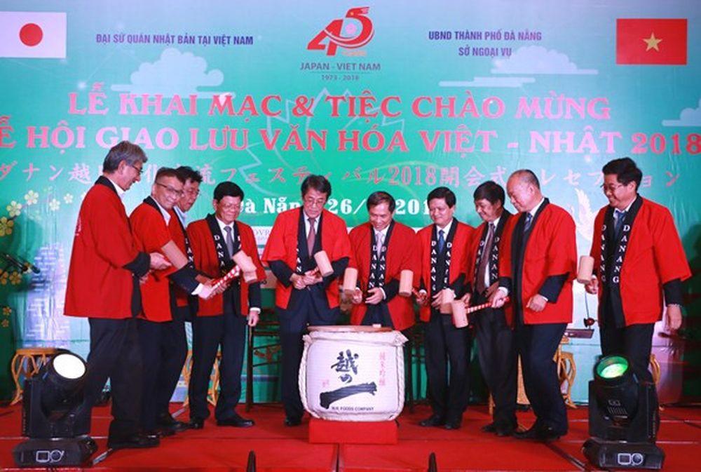 Việt Nam - Nhật Bản: 45 năm nghĩa tình' - Báo Tổ Quốc