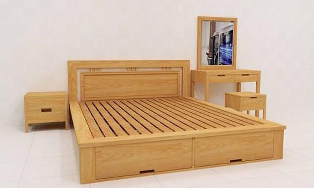 cách chọn mua giường gỗ (01)