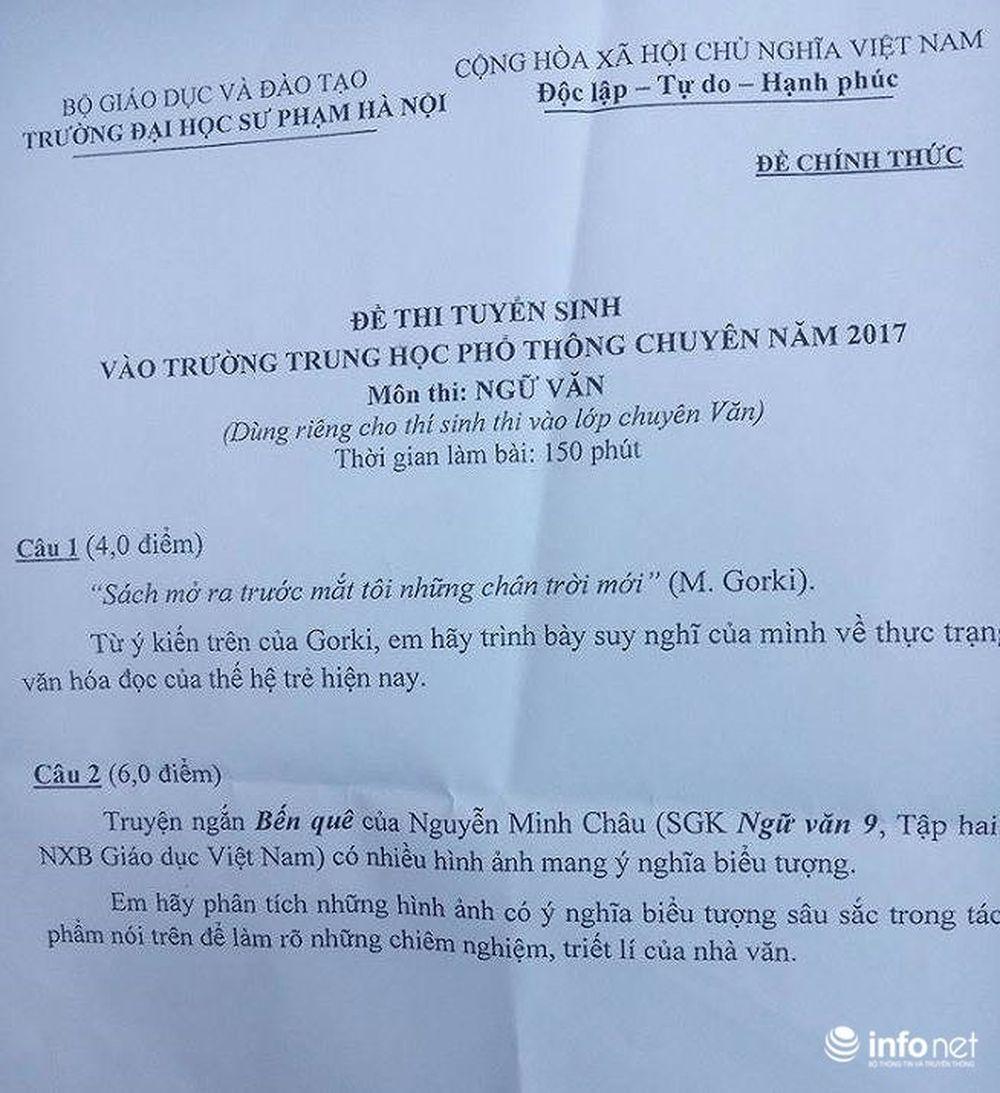 Em Nguyễn Vũ Minh Anh, lớp 9A5 trường THCS Lý Thường Kiệt (Hà Nội) cho hay: \