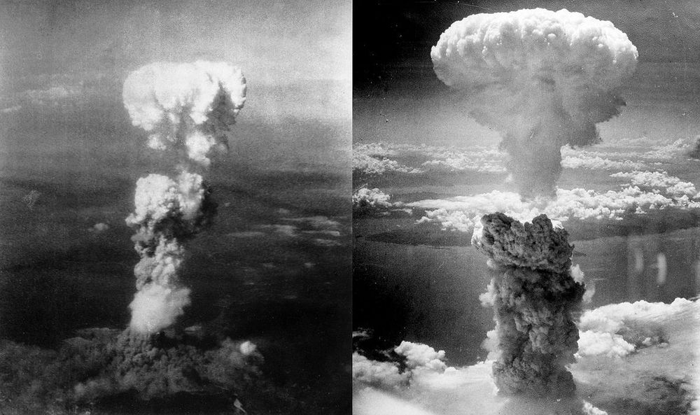 """Từ Sân Bay Này, Những Quả Bom Nguyên Tử """"Little Boy"""" Và """"Fat Man"""" Đã Được  Đưa Đến Ném Xuống Hiroshima Và Nagasaki, Gây Ra Thảm Họa Hạt Nhân Đầu Tiên  Trong ..."""