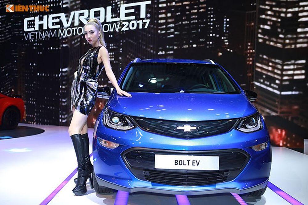 Khm Ph Siu Xe In Chevrolet Bolt Ev Gi 681 Triu Ang C Mt