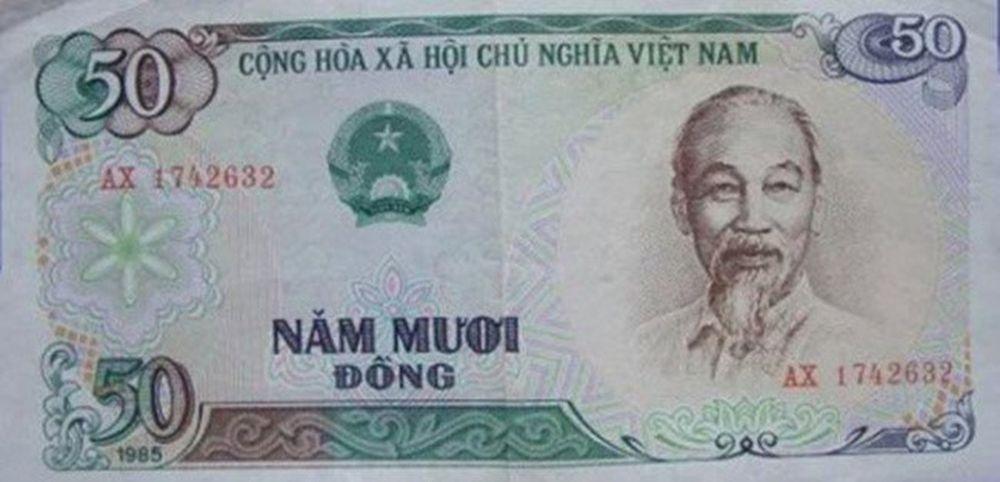 Ngân hàng đã ban hành các loại tiền 10, 20, 50 đồng. Nhà nước lại phải công  bố đổi tiền theo tỷ lệ 10 đồng tiền cũ ăn 1 đồng tiền mới.