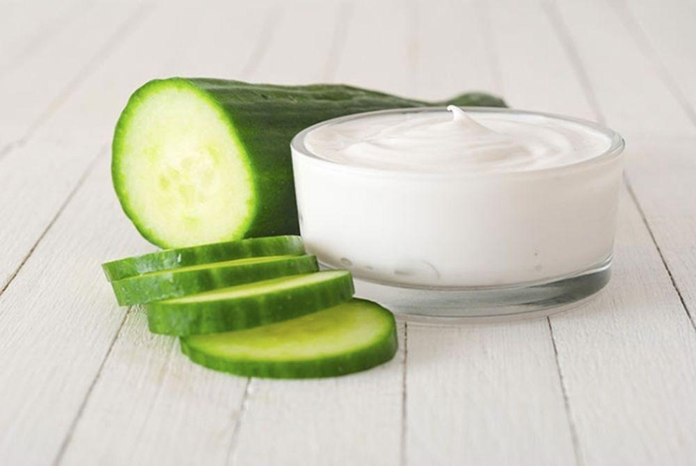 """Résultat de recherche d'images pour """"cucumber and milk face mask"""""""