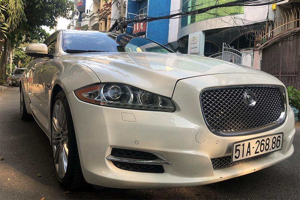 Jaguar Xjl Limited Biển Phat Lộc Gia Hơn 2 Tỷ ở Sai Gon