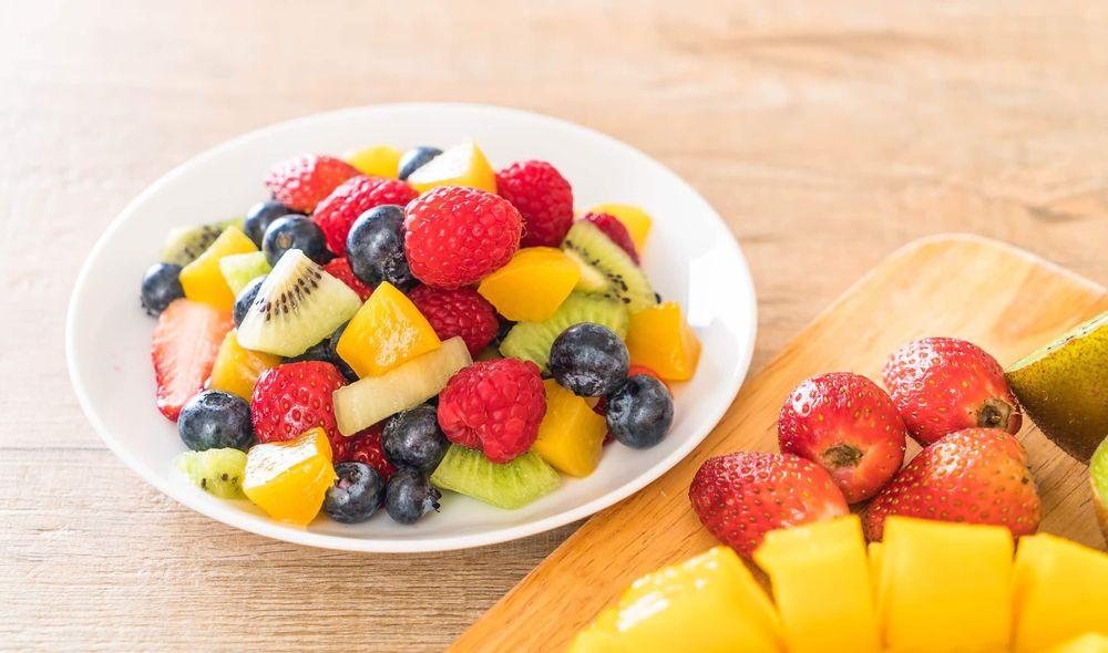 Image result for ăn trái cây