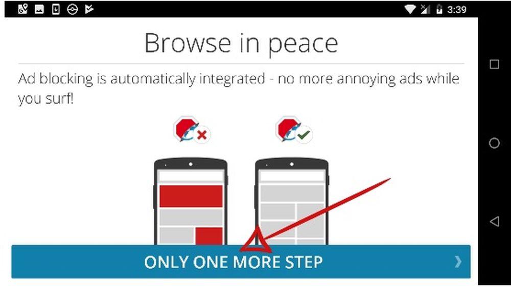 Cách tốt nhất để chặn quảng cáo trên YouTube đối với thiết bị Android là  cài đặt một trình duyệt tích hợp sẵn chức năng chặn quảng cáo.