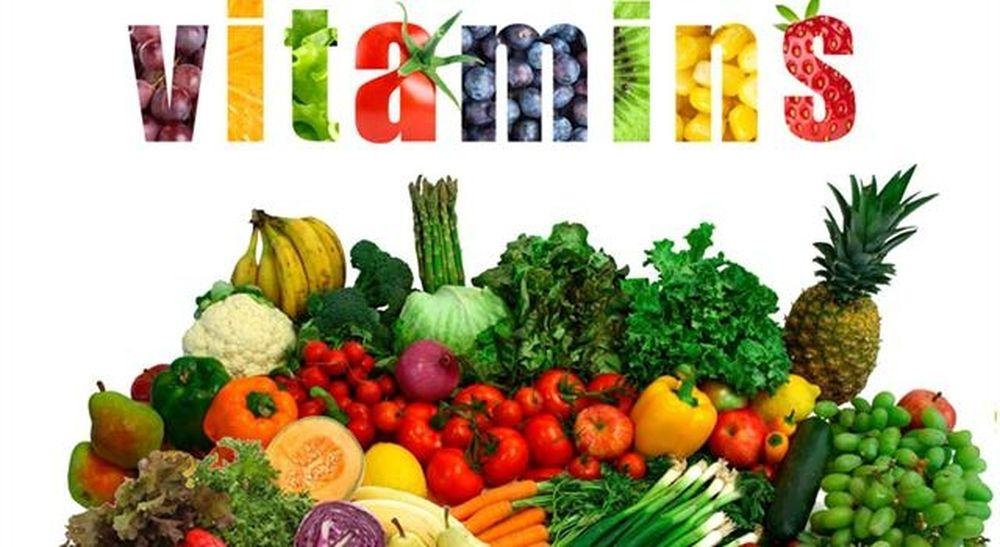 Kết quả hình ảnh cho nhóm chất vitamin