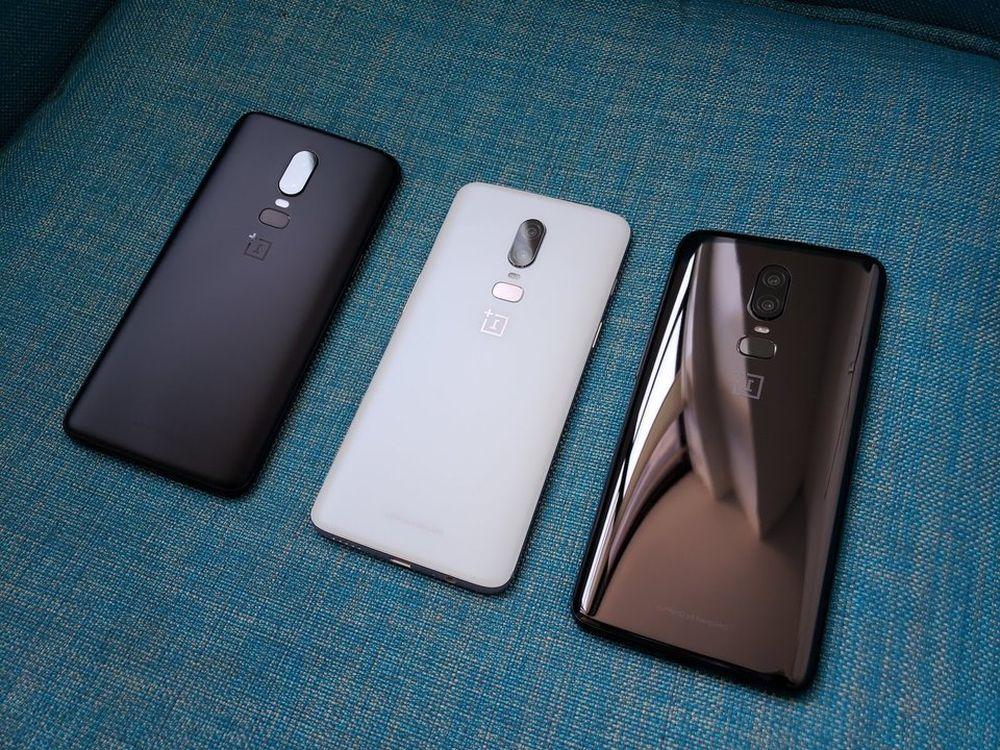 Nếu muốn mua smartphone mới ra mắt năm 2018, dưới đây là 5 lựa chọn tốt nhất:OnePlus  6