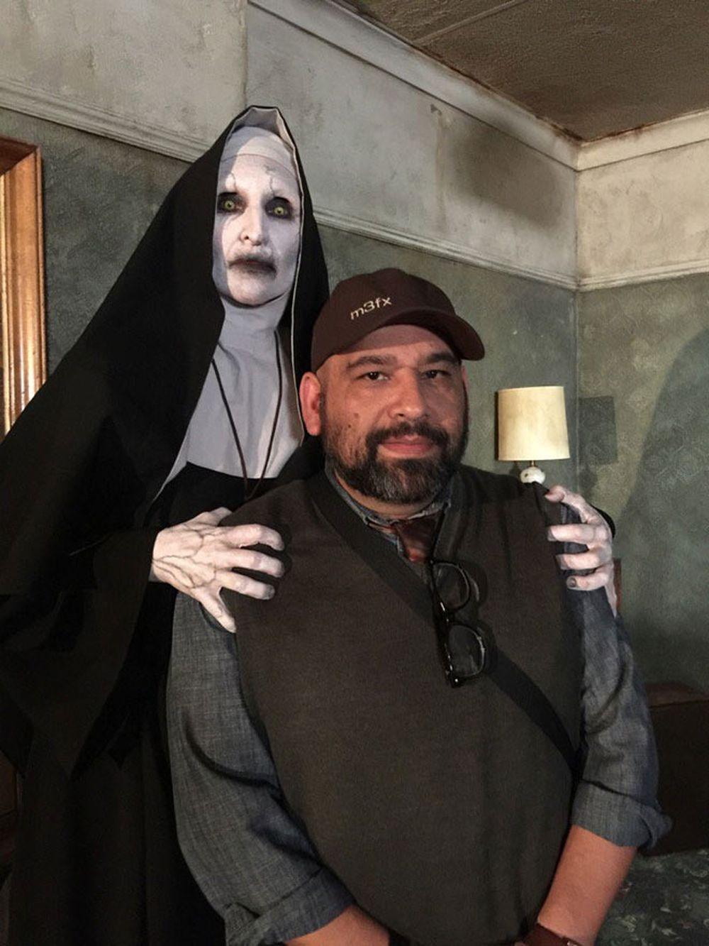 Khi bộ phim kinh dị The Nun (tựa tiếng Việt: Ác quỷ ma sơ) – ngoại truyện  của loạt phim The Conjuring đình đám ra mắt, công chúng chú ý tới nhân ...