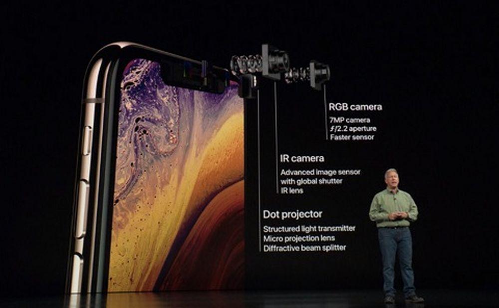 iPhone Xs Max: siêu phẩm có màn hình và pin lớn nhất! - VnMedia