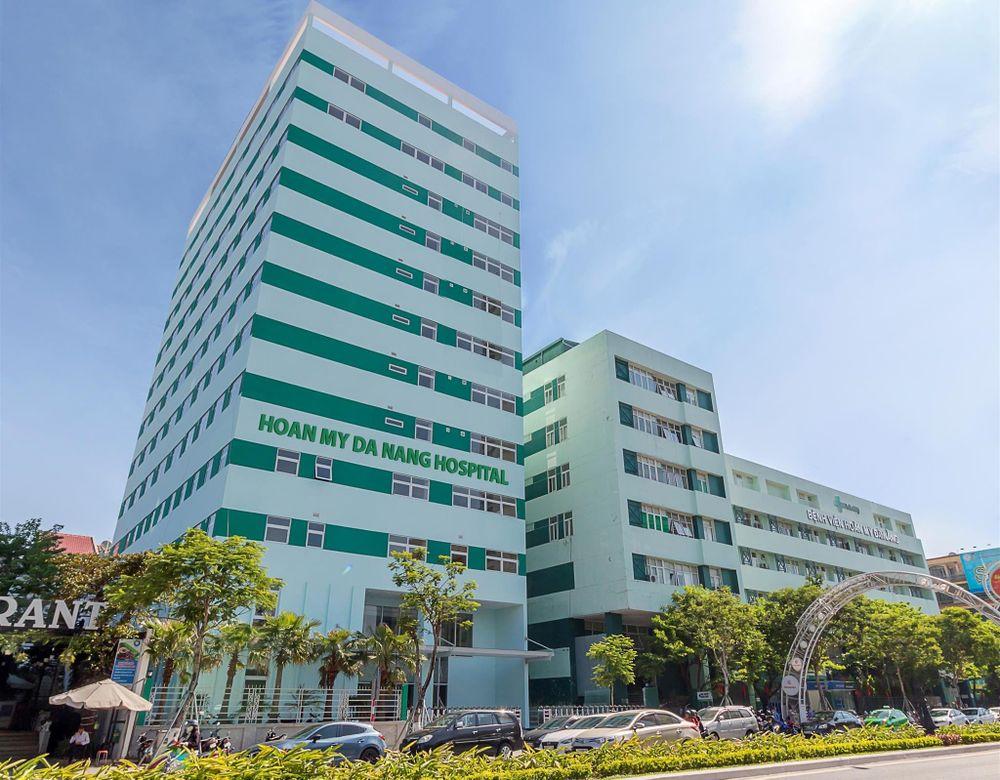Tòa nhà 12 tầng Bệnh viện Hoàn Mỹ Đà Nẵng đi vào hoạt động - Báo ...