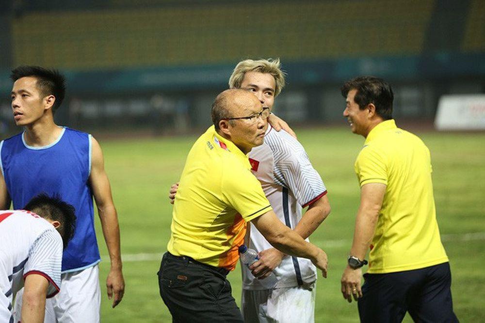 Thầy Park từ chối dẫn dắt U22 Việt Nam ở SEA Games 2019?