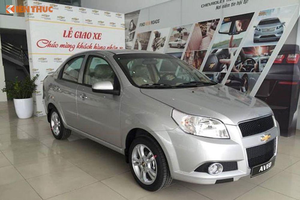 Chevrolet Aveo I H Gi Ch Cn 379 Triu Ti Vit Nam Bo