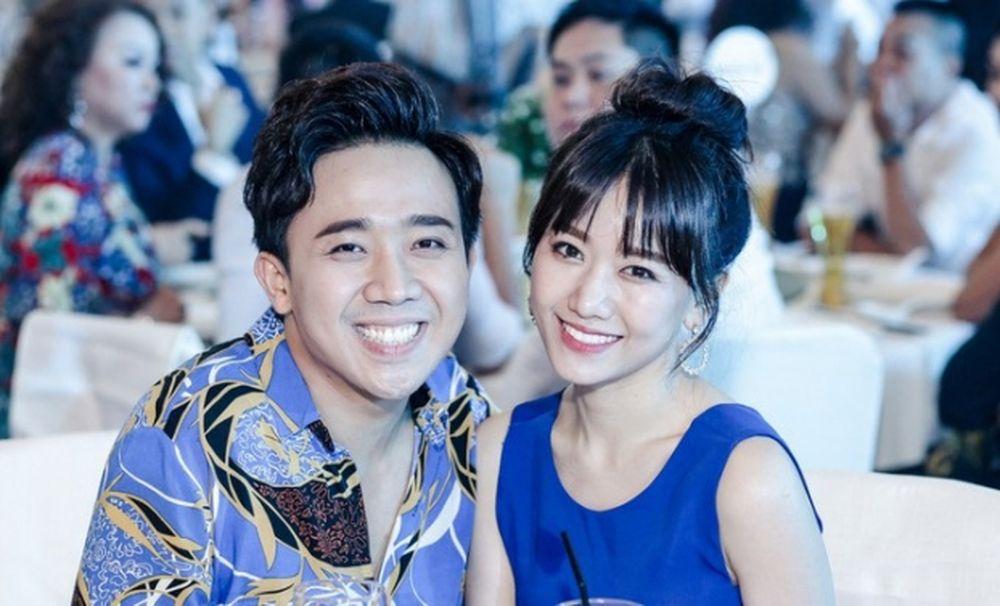 Mặc dù gặp phải không ít những ồn ào, đồn đoán, thế nhưng, sau gần 3 năm  bên nhau bằng tình yêu chân thành cả Hari Won và Trấn Thành đã và ...