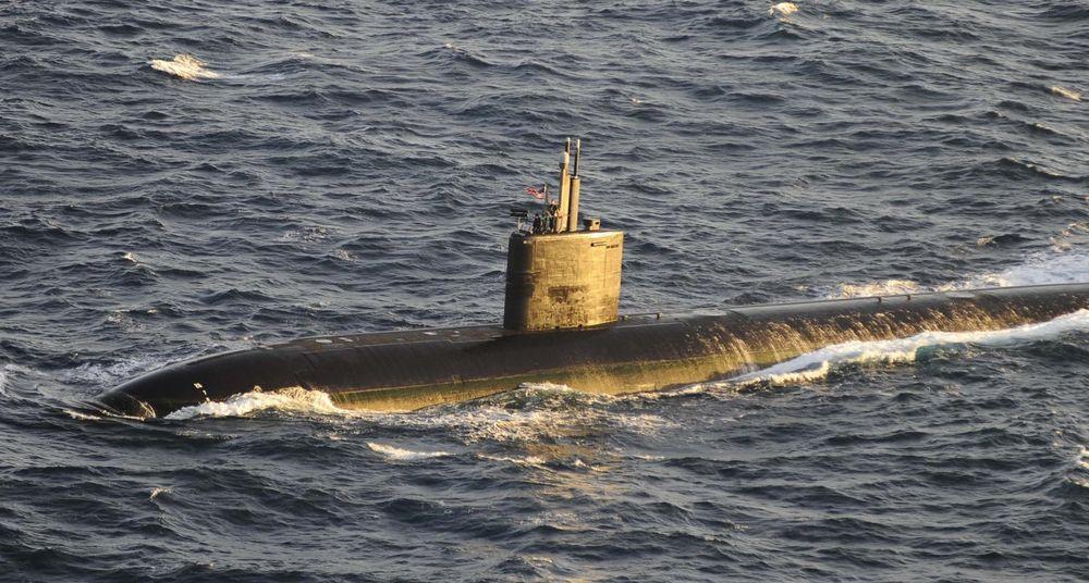 Kết quả hình ảnh cho Tàu ngầm tấn công hạt nhân Nga-Mỹ mang theo gì khi đi biển?